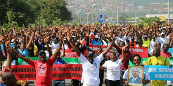 Burundi: l'ONU satisfaite que le facilitateur veuille rencontrer l'opposition