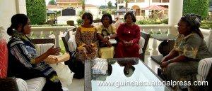 Constancia Mangue de Obiang :  le prix Trumpet aux États- Unis , revient à la première Dame de la Guinée Équatoriale à cause de son engagement humanitaire !!!
