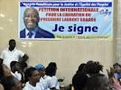 """Côte d'Ivoire: pétition pour """"la libération"""" de Laurent Gbagbo écroué à La Haye"""