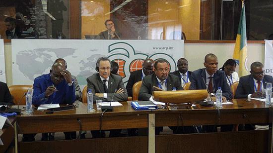 La Table Ronde des bailleurs de fonds du secteur de l'Energie de l'Afrique Centrale a tenu ses promesses
