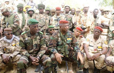 Boko Haram: pemière réunion des chefs des armées des pays du lac Tchad