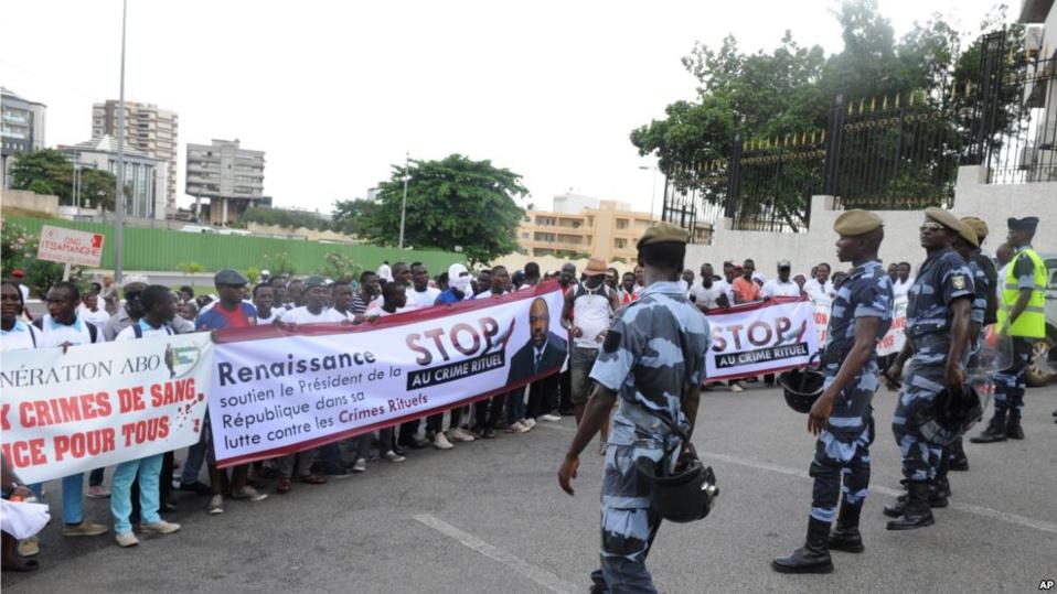 Gabon : un rassemblement de l'opposition violemment dispersé