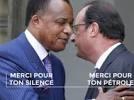 Congo-Brazzaville : le peuple condamne le soutien de l'Élysée à Sassou-Nguesso