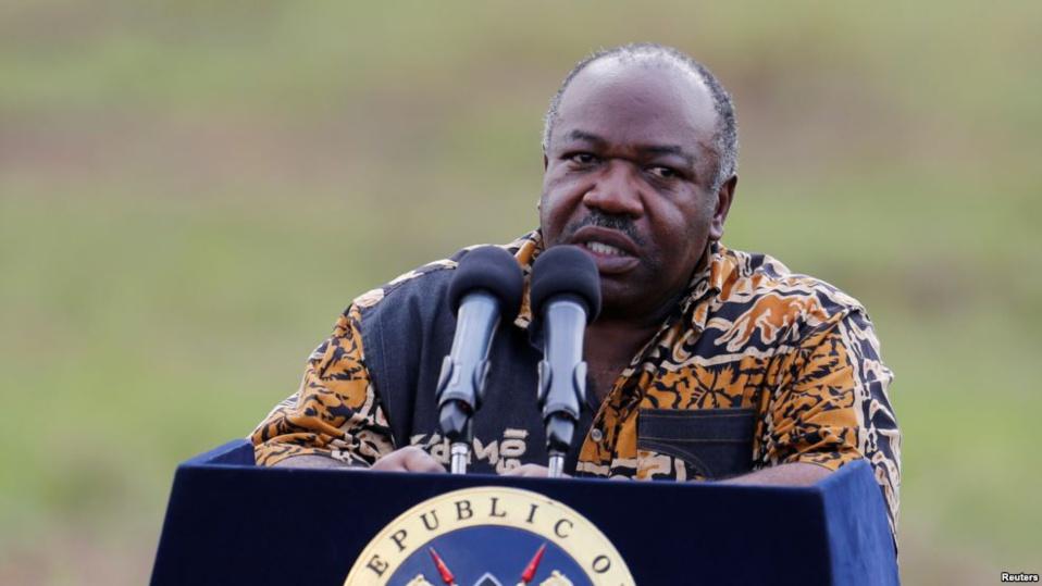 """Le président du Gabon affirme que des violences sont """"à craindre"""" à cause de l'opposition"""
