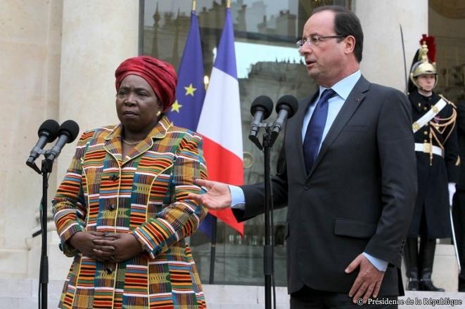 Congo-Brazzaville: Nkosazana Dlamini-Zuma a-t-elle été payée pour se taire?