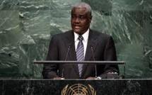 Le Tchadien Moussa Faki  Mahamat a pris ce mardi 14 mars la direction de l'Union africaine