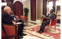 INTERVIEW  du Président de la République de Guinée Equatoriale à East West Communications