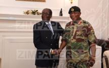Zimbabwe :  Le soutien ferme de l'Union Africaine à Robert Mugabe
