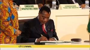 Union africaine: entrée en vigueur de la Zone de libre-échange continentale