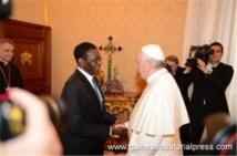 Guinée Equatoriale : S.E. Obiang Nguema Mbasogo et les chrétiens de l'Eglise de Guinée Equatoriale en pèlerinage à Rome