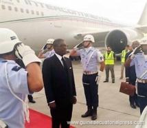 Teodoro Nguema Obiang Mangue  : un vice-président  qui  a tenu à soutenir  par sa présence , les athlètes de son pays  qualifiés  aux jeux olympiques à Rio  de Janeiro !!!