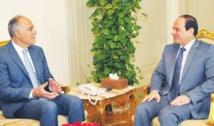 L'Egypte soutiendra la demande du Maroc pour son retour dans l'Union africaine