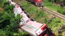 Cameroun : des dizaines de morts dans le déraillement d'un train