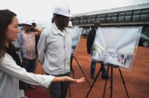 Guinée Equatoriale :  Coup de projecteur sur l'aéroport de Mongomeyen