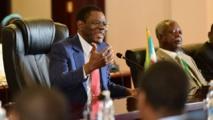 En visite en Ouganda, le Président Obiang Nguema Mbasogo regrette Kadhafi et prône la solidarité africaine