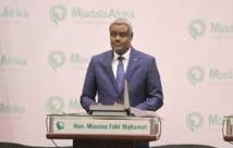 UNION AFRICAINE : Le Président de la commission prononce son premier discours devant le Conseil des ministres des Affaires étrangères