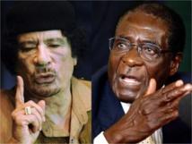Zimbabwe: Mugabe accuse trois pays africains d'être responsables de la mort de Kadhafi !