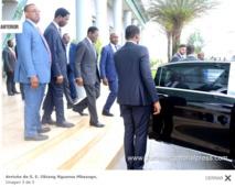 Guinée Equatoriale : Fin de la mission du Président de la République, à New York