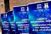 FLASH INFOS : Report de la cérémonie de remise du prix international Unesco-Guinée Equatoriale