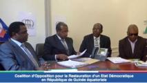 Guinée Equatoriale : La folie destructrice d'une opposition handicapée !