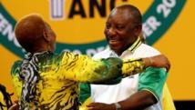 Afrique du sud : Cyril Ramaphosa succède à Jacob Zuma à la tête de l'ANC