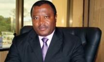 L'administrateur directeur général de la CCEI Bank Guinée-équatoriale Joseph Célestin Tindjou distingué !