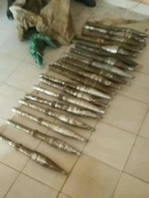 Tentative de Coup d'Etat manqué en Guinée Equatoriale: Un matériel de guerre découvert dans la région du Sud Cameroun