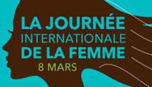 Le 8 mars célèbre la 41ème Journée Internationale des Femmes