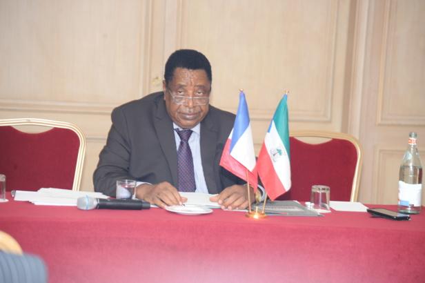"""Pour l'association des malfaiteurs """"La CORED""""la meilleure défense c'est l'attaque contre l'ambassadeur de Guinée Equatoriale à Paris!"""