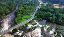 Les réalisations des infrastructures routières en Guinée Equatoriale ont un impact certain sur le développement du pays !!!