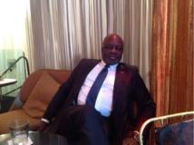 Monsieur Sani Yalo, PCA du BARC.