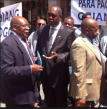 Quand la jeunesse Equato-Guinéenne s'identifie au Vice-Président,les opposants mercenaires paniquent !!!!