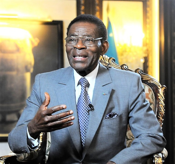 Le regard que l'on porte  sur son excellence Obiang Nguema Mbasogo à l'échelle nationale et internationale