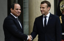 Egypte/France : Des ONG accusent la France de participer à «l'écrasement du peuple égyptien»