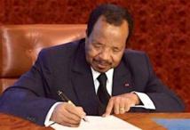 Cameroun: Paul Biya candidat à sa propre succession à la présidentielle 2018