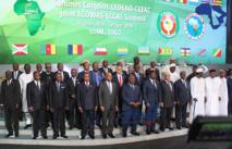 Sommet conjoint Cedeao-Ceeac : les chefs d'Etat et de gouvernement adoptent la déclaration de Lomé