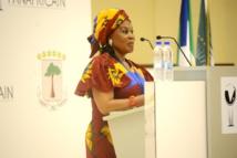 Prix du Mérite Panafricain des Premières Dames 2018 à Malabo : Discours du Docteur Morissanda Kouyaté
