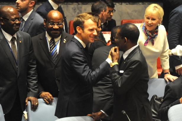 Débat général de la 73e session de l'Assemblée générale de l'Onu : synthèse du discours du Président Obiang Nguema Mbasogo