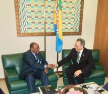Photo: Ambassade de Guinée Equatoriale à Bruxelles en Belgique