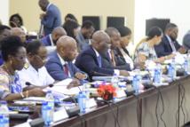 Séance de travail entre les autorités Equato -Guinéennes et les membres de l'Union Européenne  sous le sceau de la coopération !