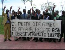 Un petit groupe de faussaires réclame Severo Moto :  Allié principal des mercenaires  Et putsch ratés !
