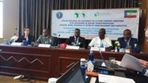 Démarrage officiel du projet d'appui à la création d'un organisme de bassins transfrontaliers  Ntem, Ogooué, Nyanga et Komo