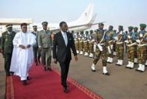 Le Président Obiang Nguema Mbasogo assiste au 60ème anniversaire de la proclamation de la République du Niger
