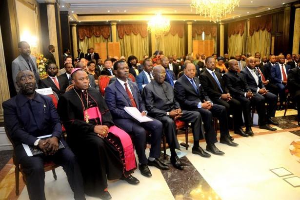 Guinée Equatoriale : Cérémonie de présentation des vœux au chef de l'Etat