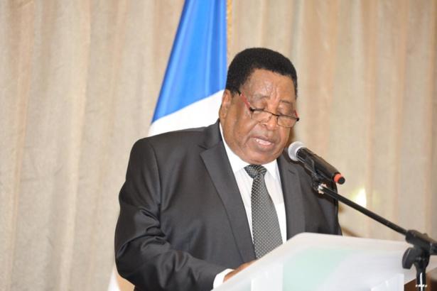 L'Ambassadeur de Guinée Equatoriale en France adresse aux Equato-Guinéens de France et aux amis de la Guinée Equatoriale ses vœux pour 2019