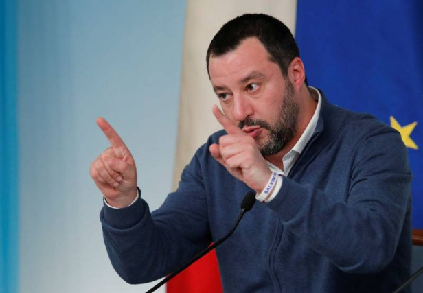 Le vice-PM italien accuse la France de «coloniser» l'Afrique et réclame des sanctions