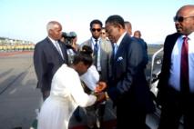 32e sommet de l'UA : Le président Obiang Nguema Mbasogo présent à Addis-Abeba