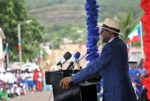 Guinée Equatoriale :La tournée présidentielle de S.E. Obiang Nguema Mbasogo à l'intérieur du pays !