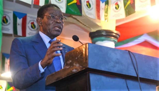 Le président à Nzok Nsomo