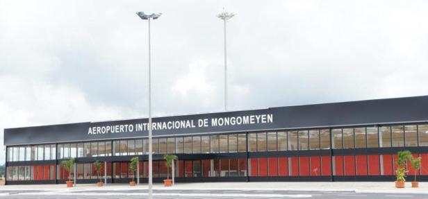 Aéroport International de Mongomeyen : Voilà ce à quoi sert l'argent du pétrole de la Guinée Equatoriale !
